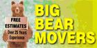 Big Bear Movers Inc logo