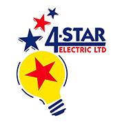 4-Star Electric logo