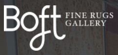 Boft Fine Rugs logo