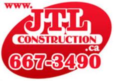 JTL Construction logo