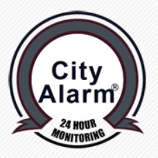 City Alarm logo