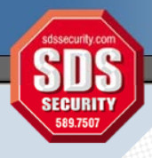 SDS Security logo