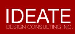 Ideate Design Consulting Inc. logo