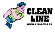 Clean Line Plumbing logo