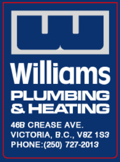 William Plumbing and Heating logo