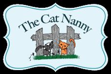 The Cat Nanny logo