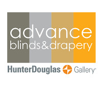 Advance Blinds and Drapery logo